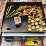 The Most Versatile RV Camping Grill