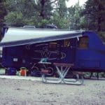 How long does it take to set up a travel trailer?