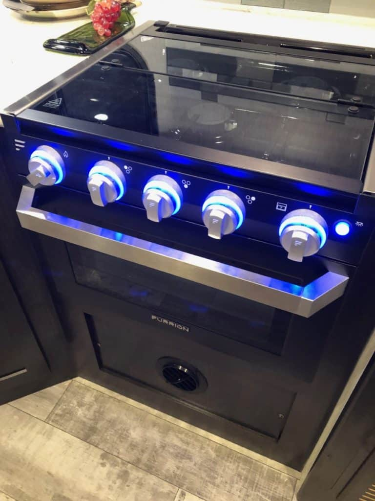 Can You Safely Add an Oven to a Travel Trailer?