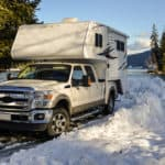 Can You Sleep in a Camper Off the Truck?